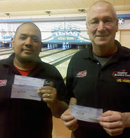 Robert Charfauros ( 4th ABT Title ) & Mark Kight ( 2nd Place )