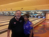 Jerry Meissner (2nd place) & Elaine Weaver-Purdy (Champion)