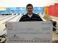 Kevin Eppele Champion at South Point